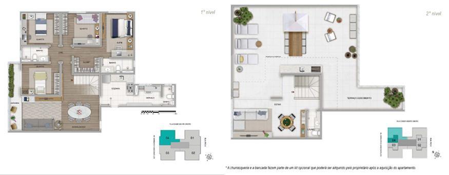 Apartamento 218m²