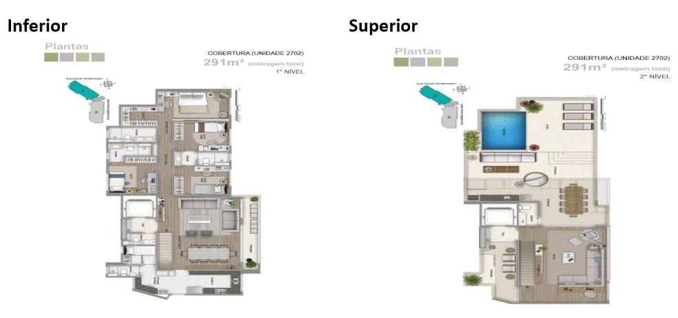 Apartamento 291m²