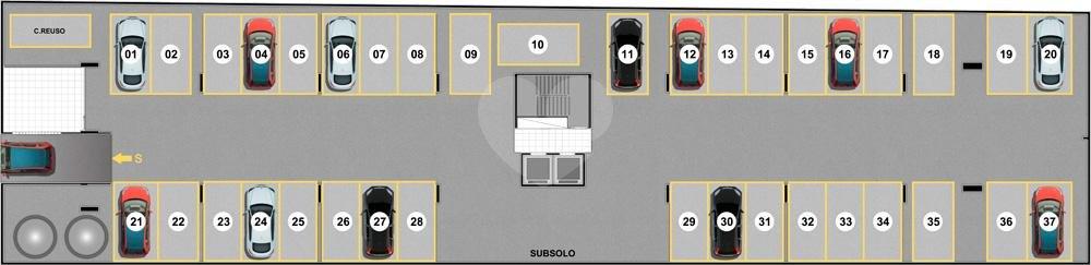 Villa Arezzo Santos Encruzilhada REM7057 21