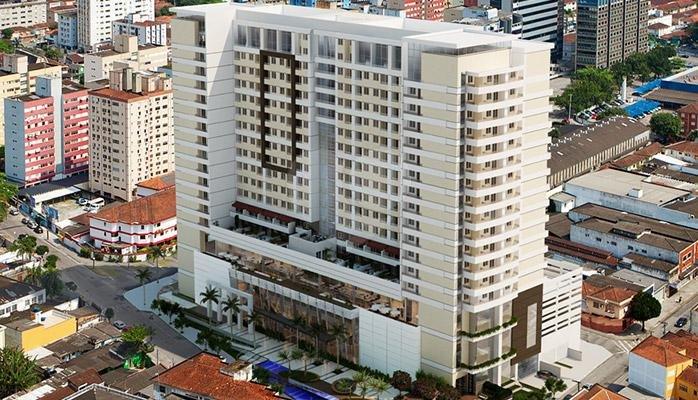 The Blue Comercial Santos Centro REM154 10