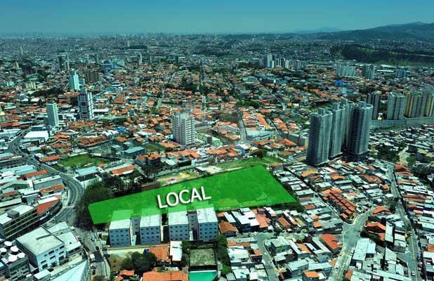 Flex Guarulhos - Fase 1 Guarulhos Picanço REM165 0