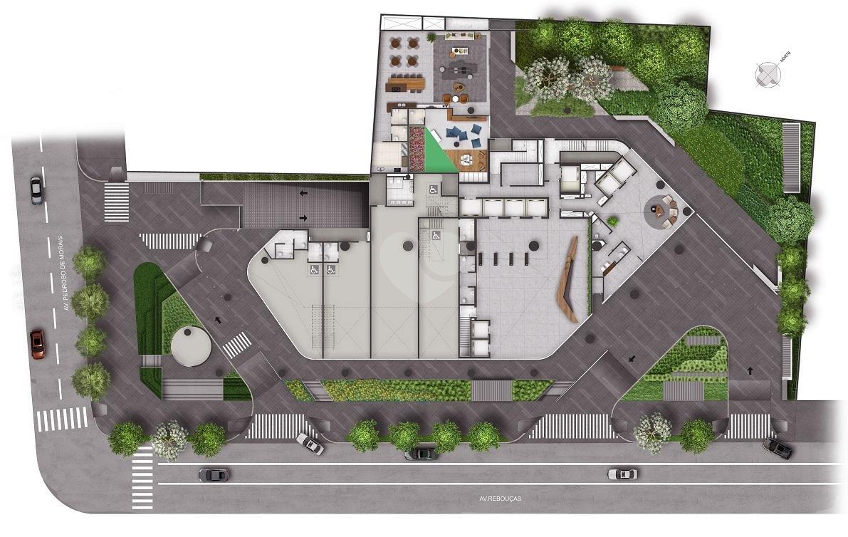 White 2880 - Residencial São Paulo Pinheiros REM15978 5