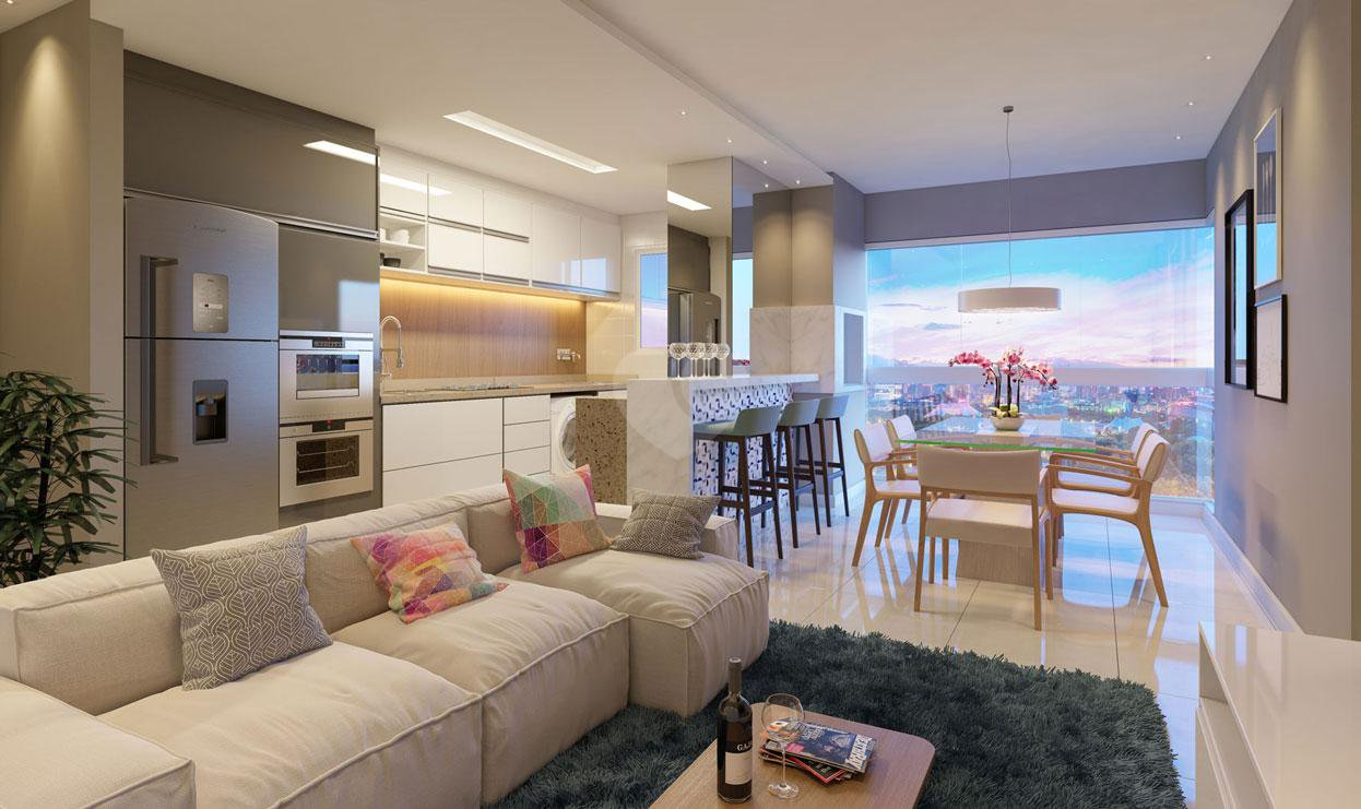 Residencial Montpellier Itajaí Centro REM15335 5