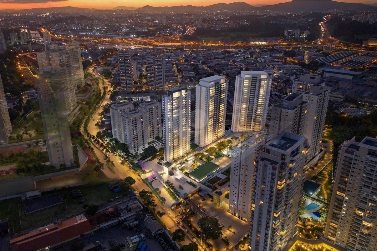 Reserva Caminhos Da Lapa - Fase 1 São Paulo Vila Anastácio REM17840 2