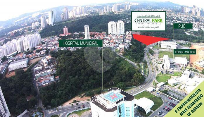 Central Park Barueri - Fase I Barueri Jardim Tupanci REM13535 18
