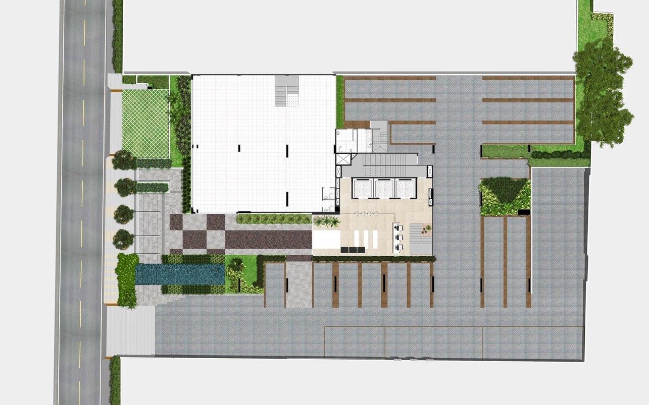 Helbor Offices Barão De Teffé Jundiaí Jardim Ana Maria REM2006 5