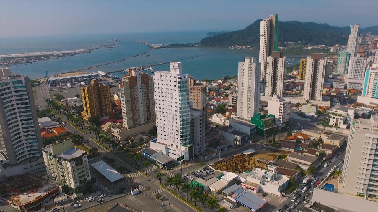 Camboriú Tower Residence Itajaí Fazenda REM15639 1