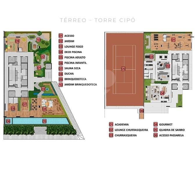 O Parque - Fase 1 São Paulo Jardim Das Acácias REM15835 72