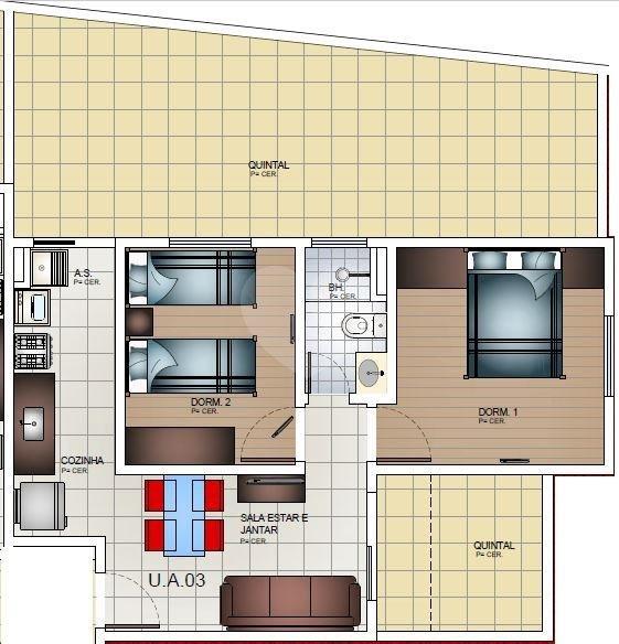 Residencial Maryiá Sorocaba Vila Angélica REM15901 9