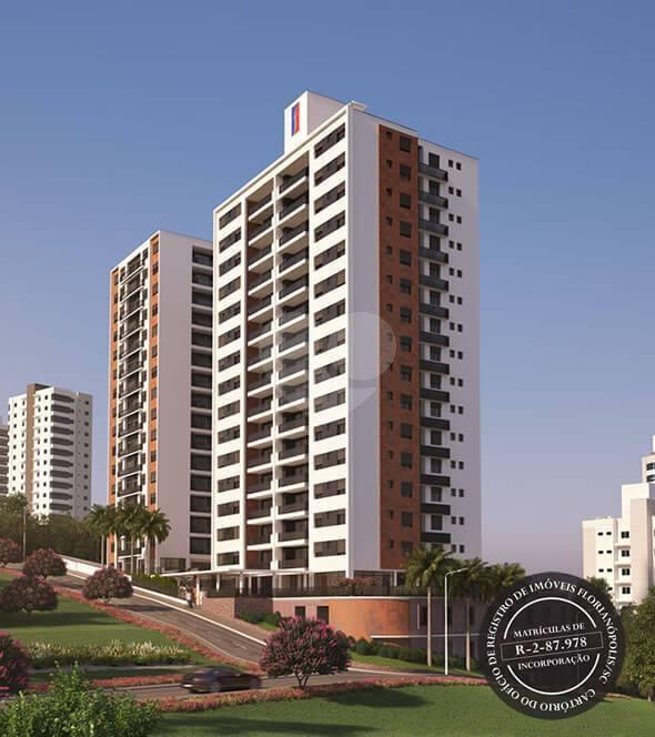 Villa Celimontana Residencial Florianópolis Agronômica REM15920 2