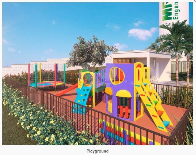 Residencial Allegra Santa Bárbara D'oeste Jardim Vista Alegre REM15944 6