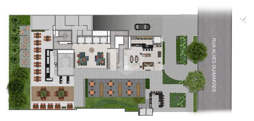 AG Residences - Glam São Paulo Pinheiros REM16207 16