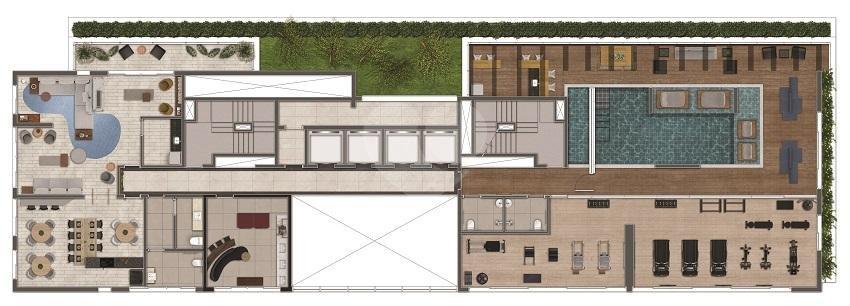 AG Residences - Glam São Paulo Pinheiros REM16207 15