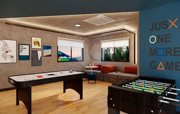 Smart Home Nova Klabin São Paulo Vila Firmiano Pinto REM17864 8