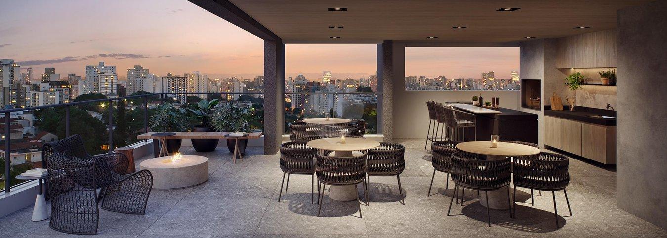 Haus Mitre Ibirapuera São Paulo Vila Clementino REM17231 7