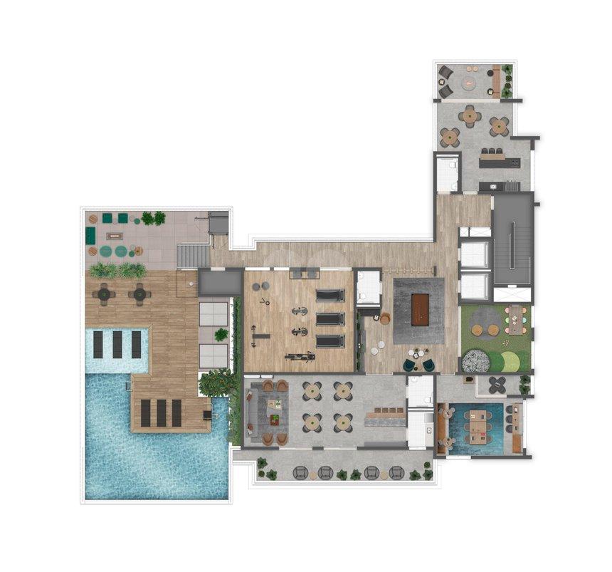 Haus Mitre Ibirapuera São Paulo Vila Clementino REM17231 27