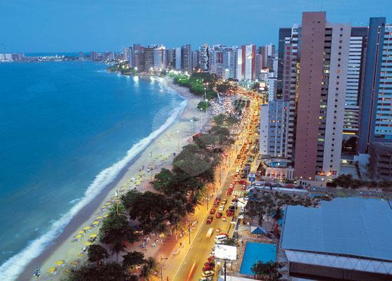 Landscape Beira Mar Fortaleza Meireles REM453 5