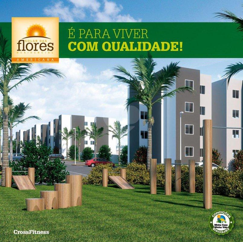Solar Das Flores Residencial Americana Jardim Boer I REM16349 2