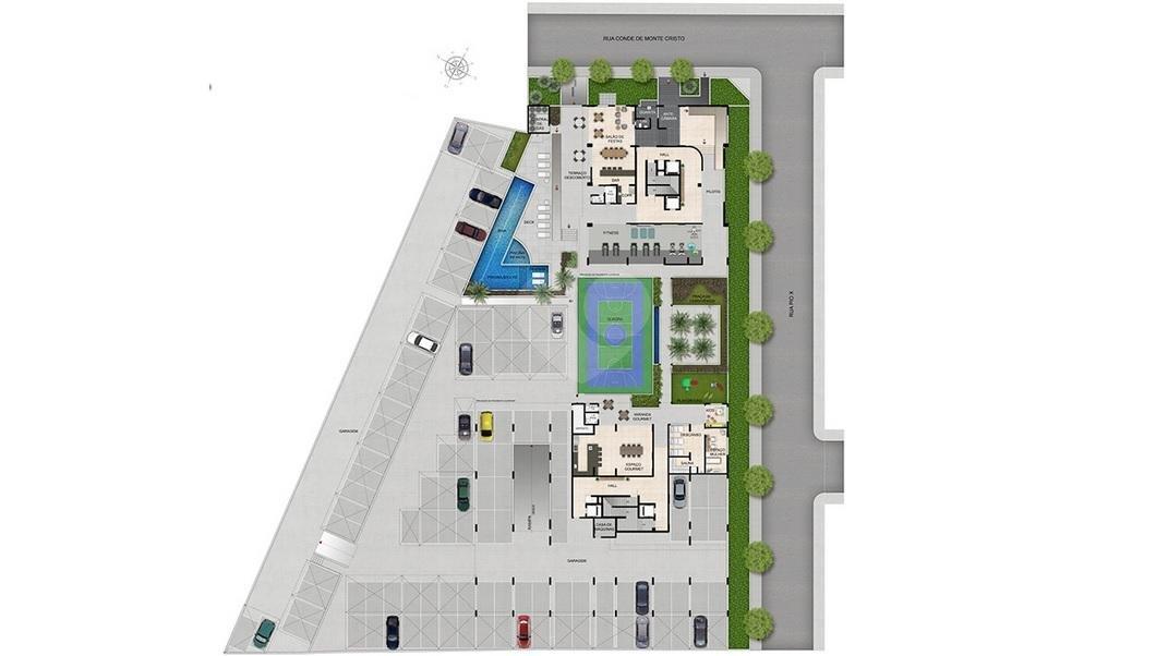 Edifício Brooklyn Belo Horizonte Ipiranga REM13569 19