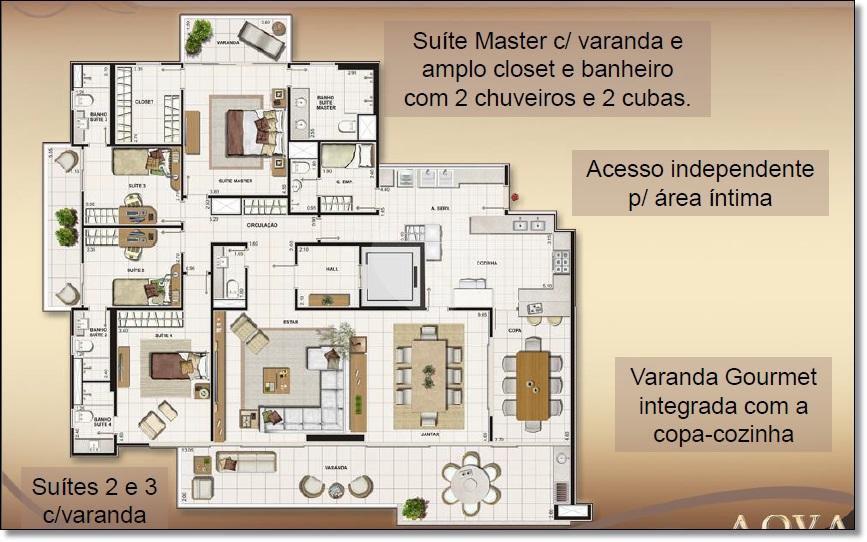 Edifício Aqva Vitória Enseada Do Suá REM515 33