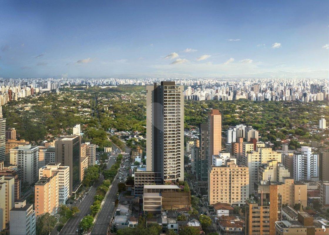 H.I. Pinheiros - Residencial São Paulo Pinheiros REM17634 2