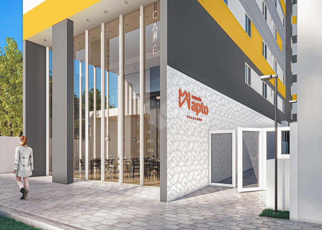 Mundo Apto Pacaembu São Paulo Barra Funda REM17458 2