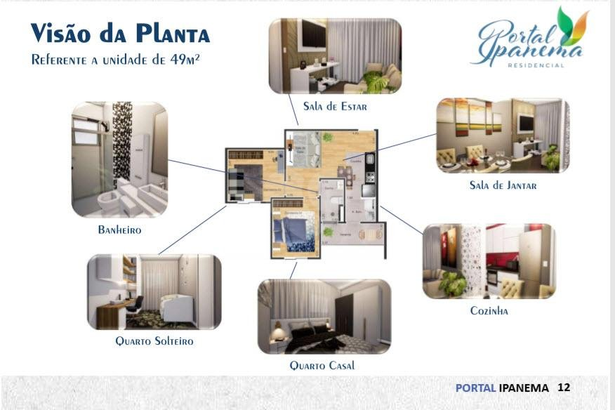 Portal Ipanema Residencial Sorocaba Jardim Novo Horizonte REM16814 5