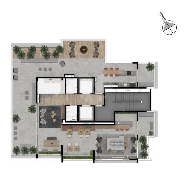 Haus Mitre Residences São Paulo Jardim Das Acácias REM17234 25