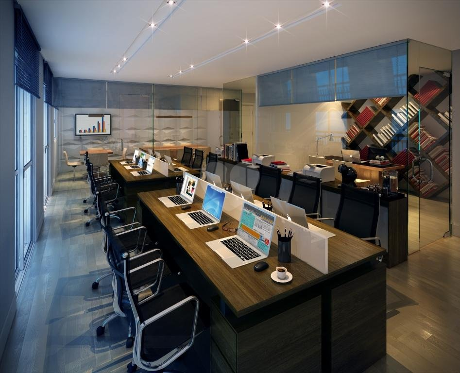 Fusion Home Office Santos Vila Mathias REM18 32