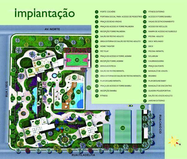Isla Jardin Fortaleza Engenheiro Luciano Cavalcante REM1832 18