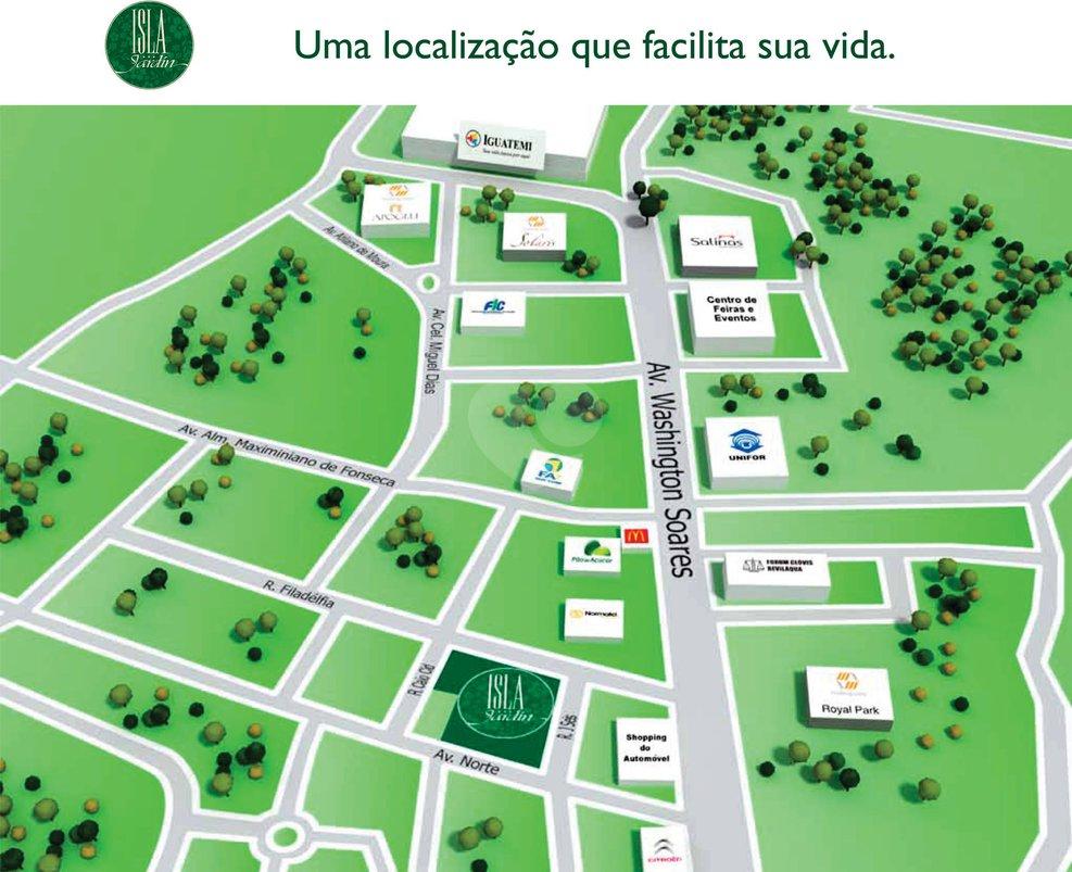 Isla Jardin Fortaleza Engenheiro Luciano Cavalcante REM1832 15