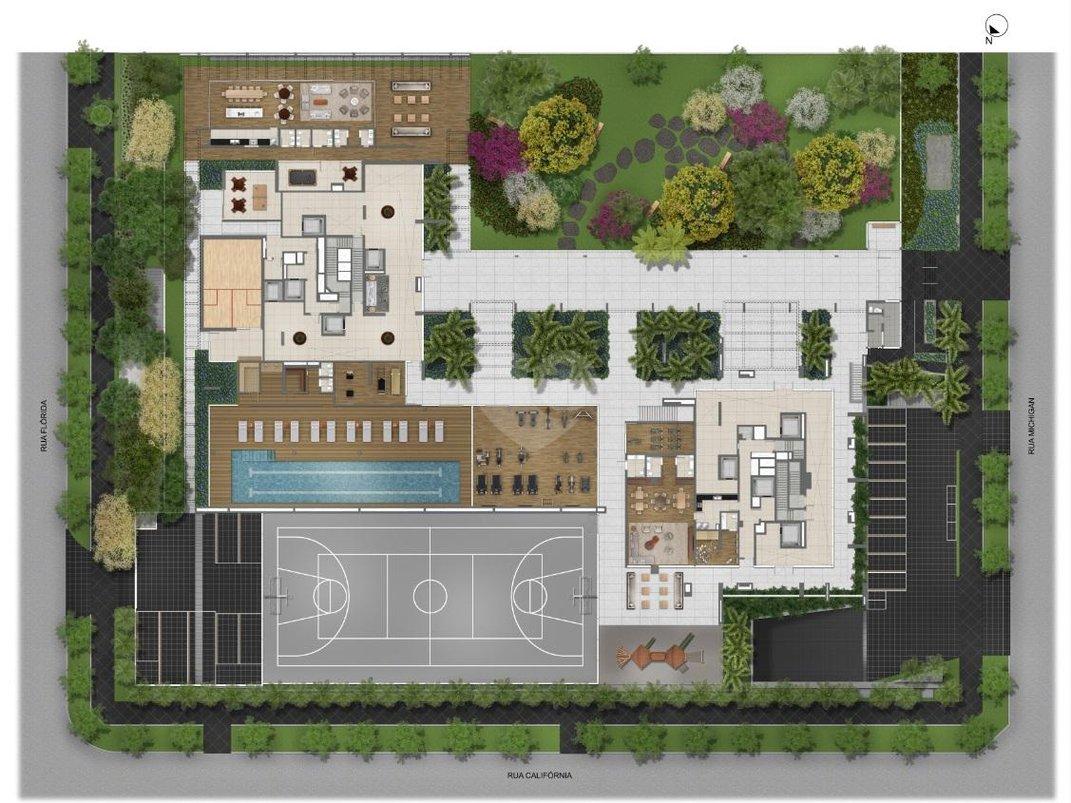 Grand Habitarte São Paulo Cidade Monções REM15733 28
