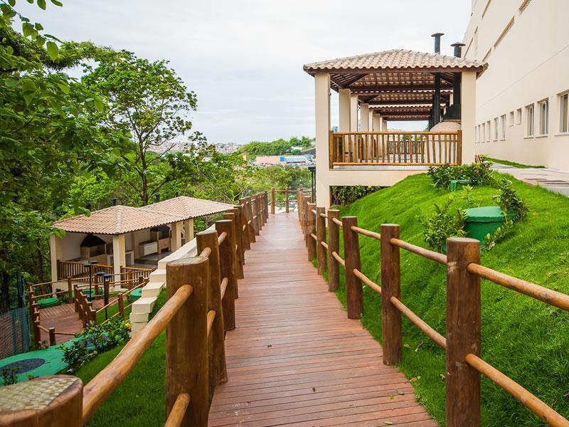 Pátio Arvoredo Salvador Parque Bela Vista REM292 5