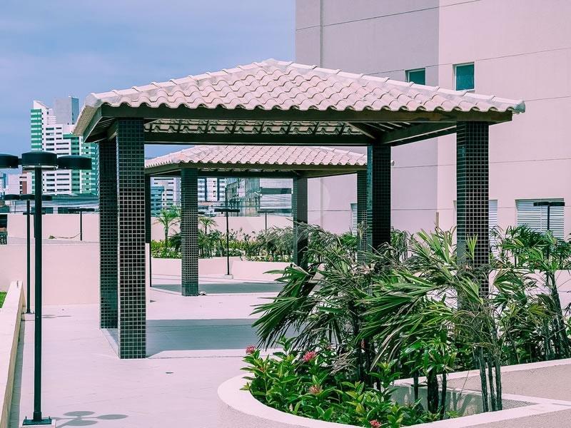 Pátio Arvoredo Salvador Parque Bela Vista REM292 3