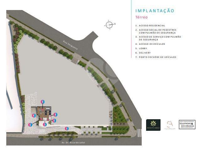 Helbor Patteo Klabin - 1ª Fase São Paulo Vila Santa Eulalia REM16849 22