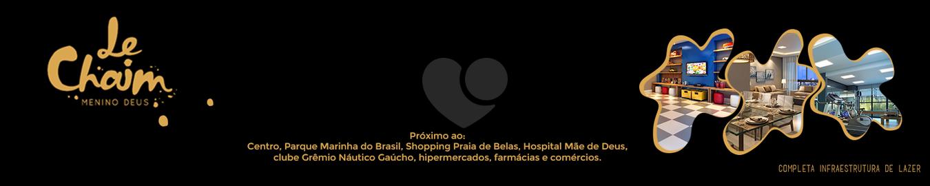 Le Chaim Porto Alegre Menino Deus REM13718 13
