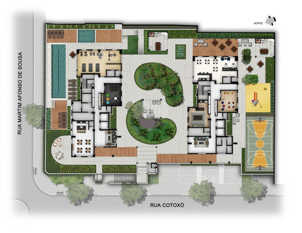 Your Residence Club Santo André Vila Pires REM15672 12
