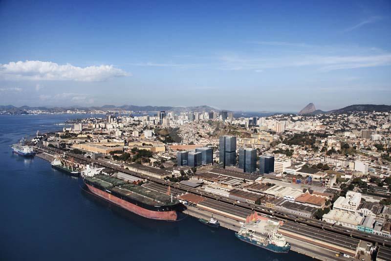 Porto Atlântico Business Square Rio De Janeiro Santo Cristo REM6400 13