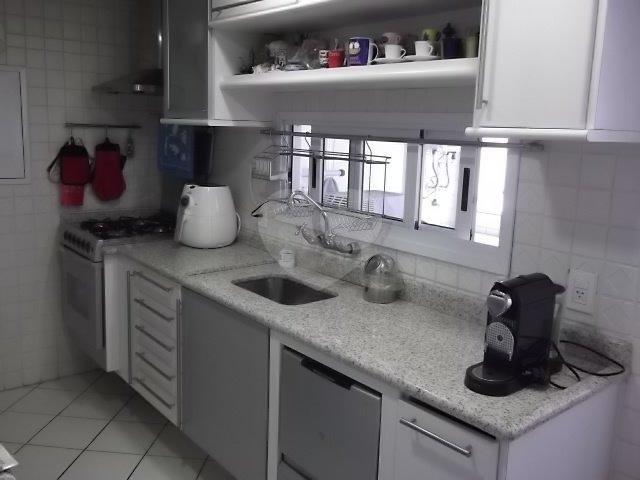 Venda Apartamento São Paulo Campo Belo REO100983 4