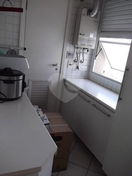 Venda Apartamento São Paulo Campo Belo REO100983 16