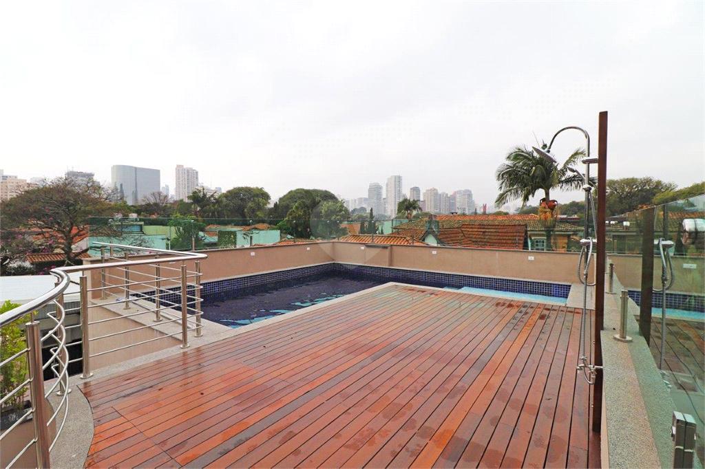Venda Casa São Paulo Jardim Paulista REO103935 3
