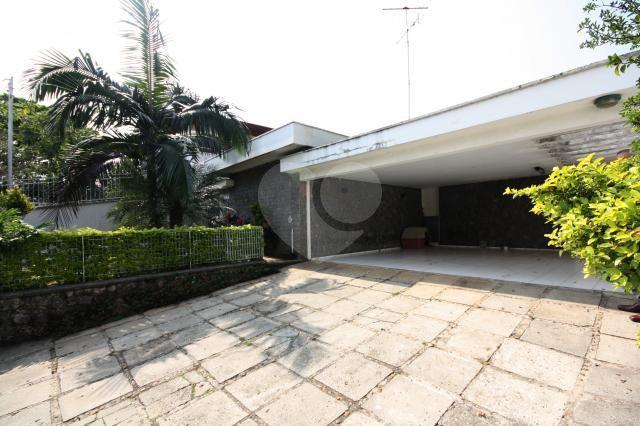 Venda Casa térrea São Paulo Alto De Pinheiros REO105497 2
