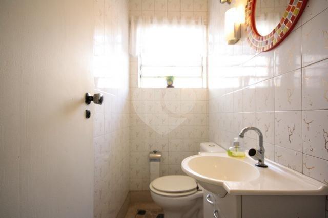 Venda Casa térrea São Paulo Alto De Pinheiros REO105497 10