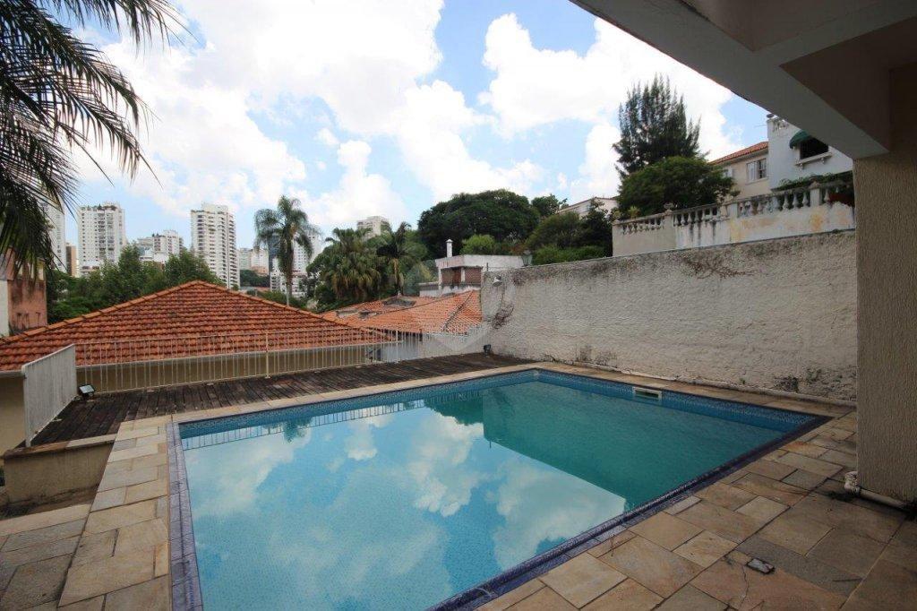 Venda Casa térrea São Paulo Pacaembu REO106116 38