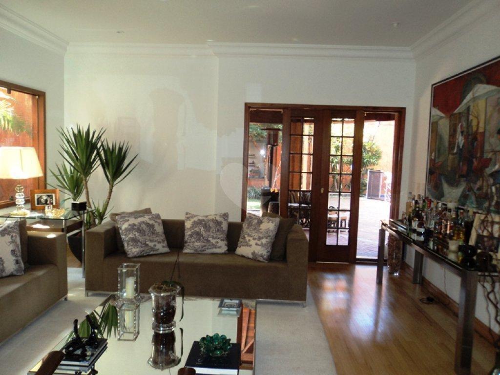 Venda Casa São Paulo Alto De Pinheiros REO106471 5