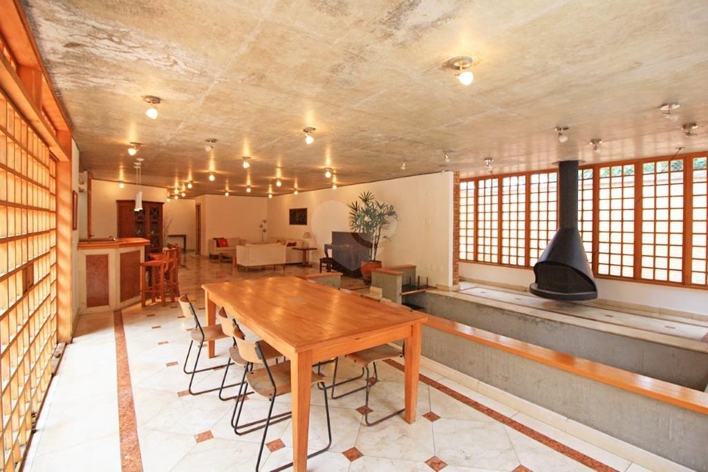 Venda Casa São Paulo Alto De Pinheiros REO107335 7