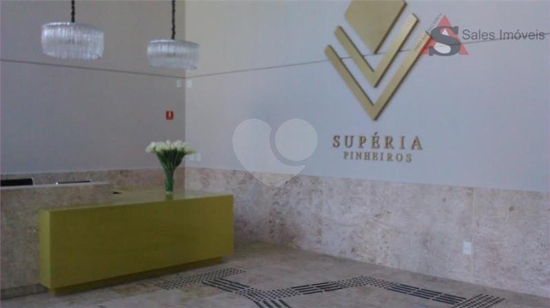 Venda Salas São Paulo Pinheiros REO108198 4