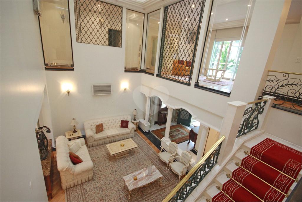 Venda Casa São Paulo Pacaembu REO10820 21