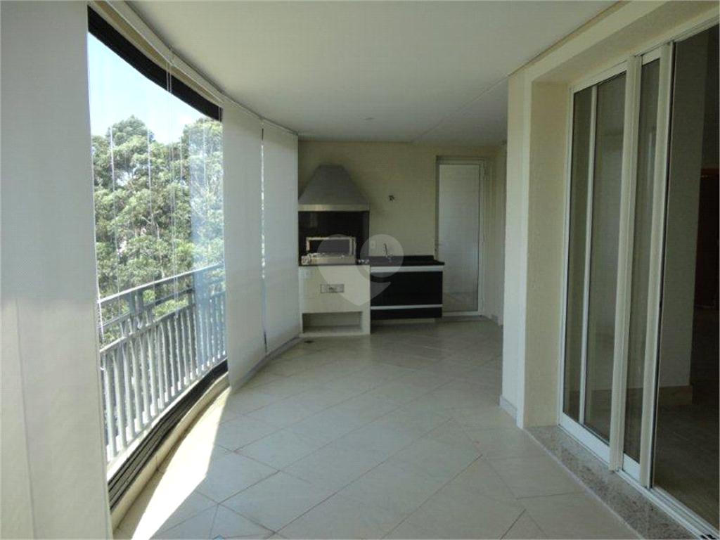 Aluguel Apartamento Santana De Parnaíba Tamboré REO108609 1