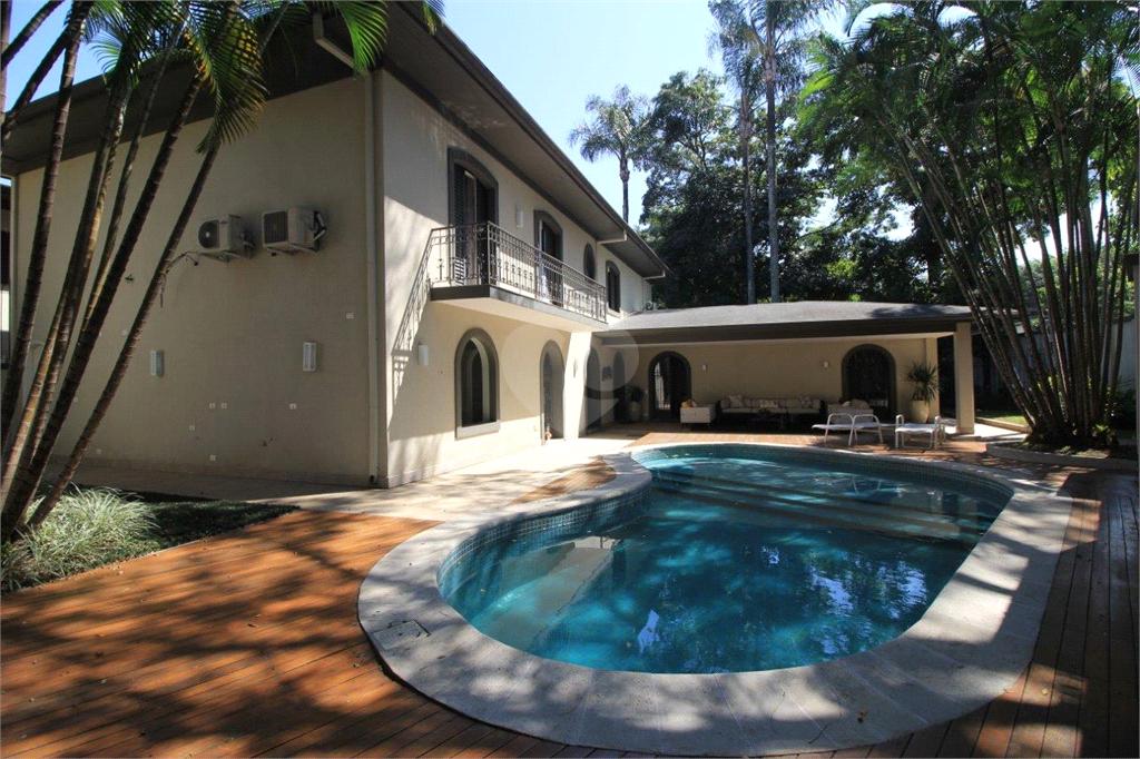 Venda Casa São Paulo Alto De Pinheiros REO118340 1